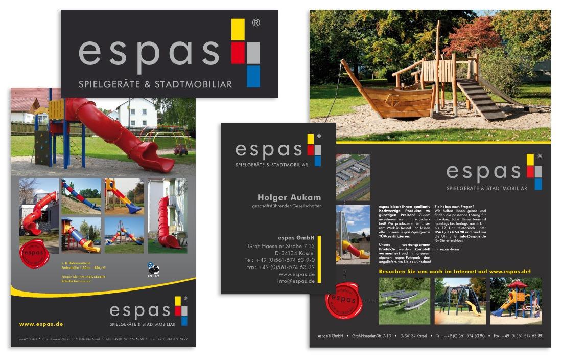 espas Corporate Design