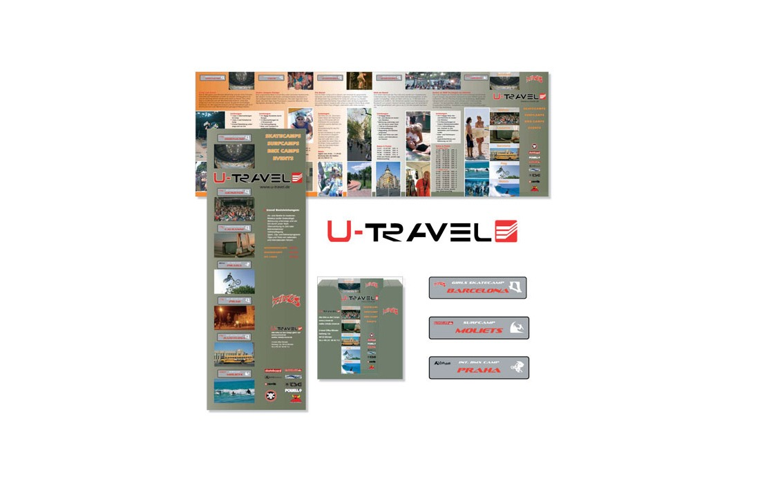 U-Travel Corporate Design