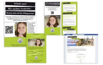 Pflegearche Kampagne