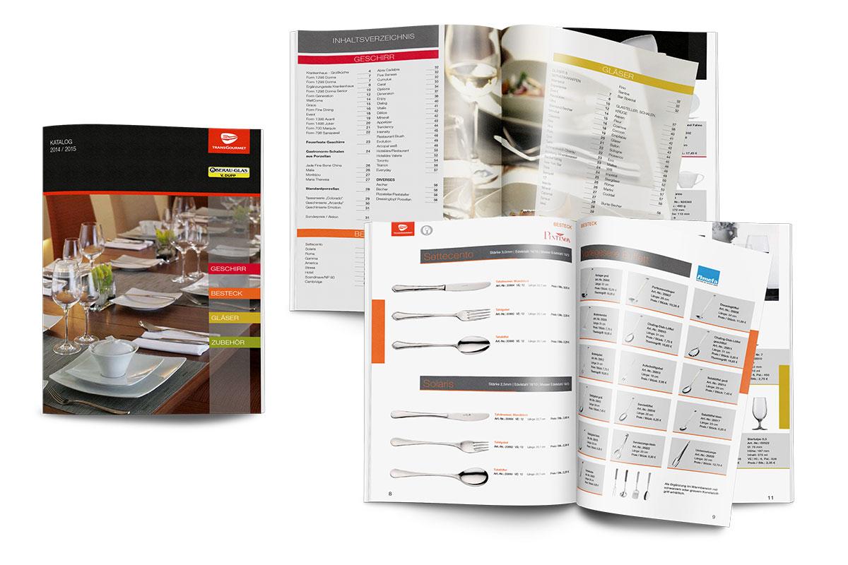 Oberau Glas V. Dupp Design Katalog