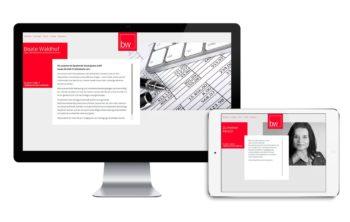Beate Waldhof Webseite